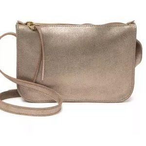 Madewell Simple Suede Crossbody Bag